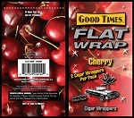 Good Times Flat Wrap CHERRY 25-2'S 50 WRAPS